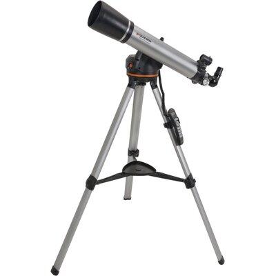 LCM 90 Refractor Computerized Telescope by Celestron