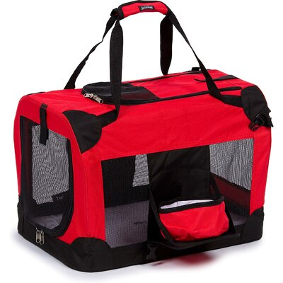 Deluxe 360° Vista View Pet Carrier by Pet Life