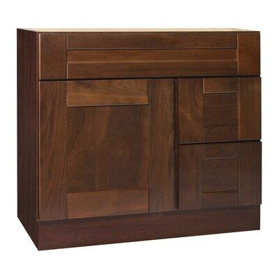 """Coastal Collection Georgetown Series 36"""" Bathroom Vanity Base"""