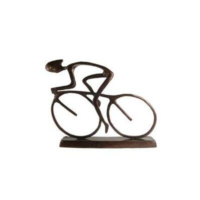 Danya B Large Cyclist Figurine