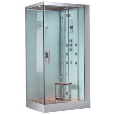 Platinum 6 kW Left Steam Shower Product Photo
