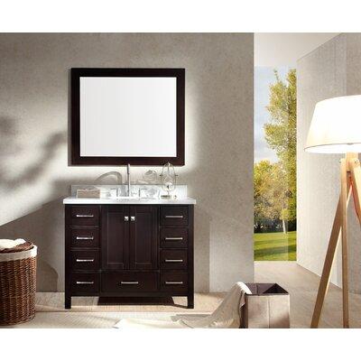"""Cambridge 43"""" Single Vanity Set with Mirror Product Photo"""