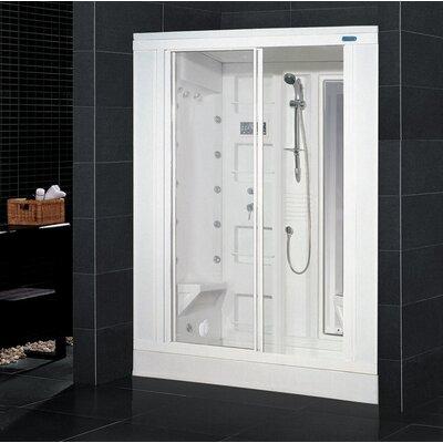 Sliding Door Steam Sauna Shower Product Photo