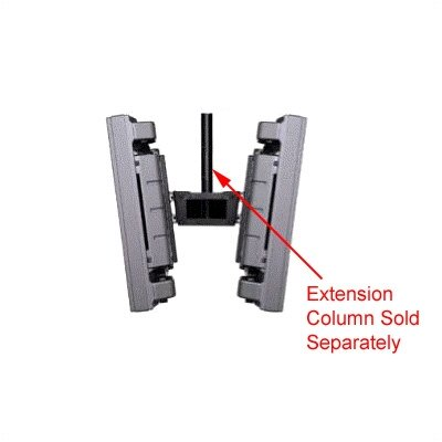 Peerless TV and Projector Tilt/Swivel Ceiling Mount for Plasma Product Photo