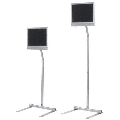 Peerless Swivel Floor Stand Mount for LCD