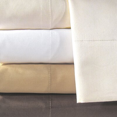 Veratex, Inc. Supreme Sateen 800 Thread Count Pillowcase