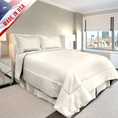 Veratex, Inc. Supreme Sateen Comforter Set