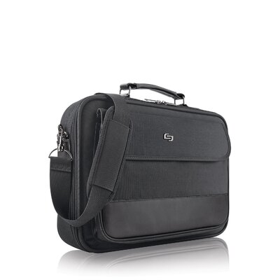 Solo Cases Classic Laptop Briefcase II