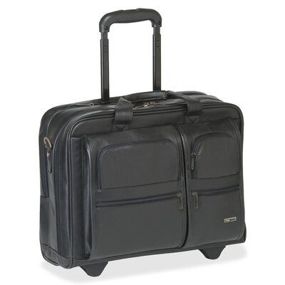 """Solo Cases Rolling Carrying Case for 15.6"""" Notebook"""