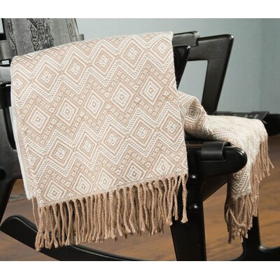 The Jorge Prior Throw Blanket by Novica