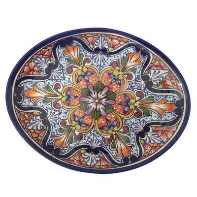 Novica Pedro Alba Oval Platter