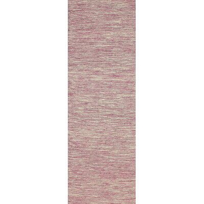 Sanders Pink Area Rug by nuLOOM