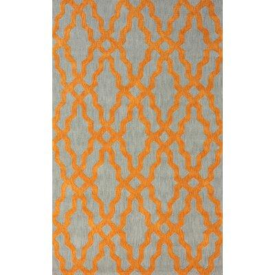 Brilliance Orange Samuel Rug by nuLOOM