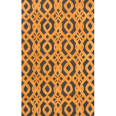 Sejuani Orange Area Rug by nuLOOM
