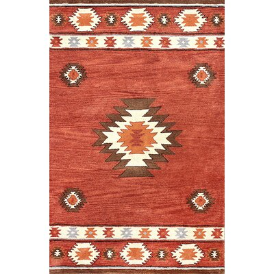 Venice Red Wine Shyla Area Rug by nuLOOM