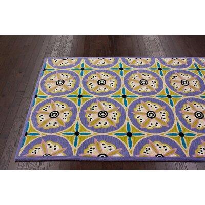 nuLOOM Modella Lavender Brewster Rug
