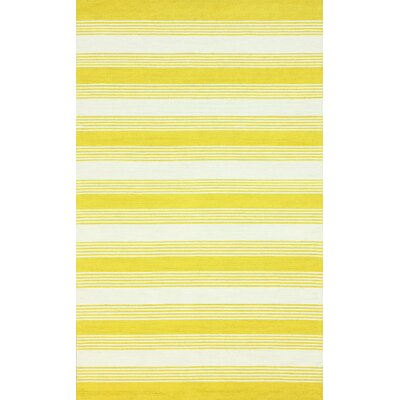 Serendipity Yellow Pandora Area Rug by nuLOOM