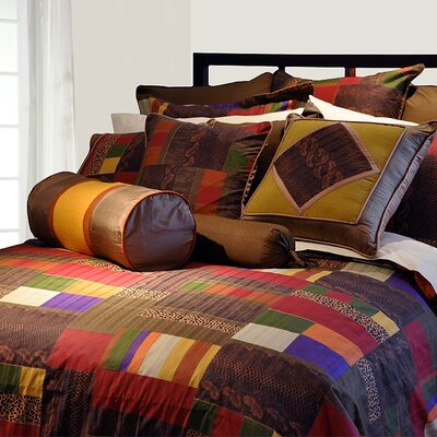 Luxury Cotton 6 Piece Comforter Set by Pointehaven