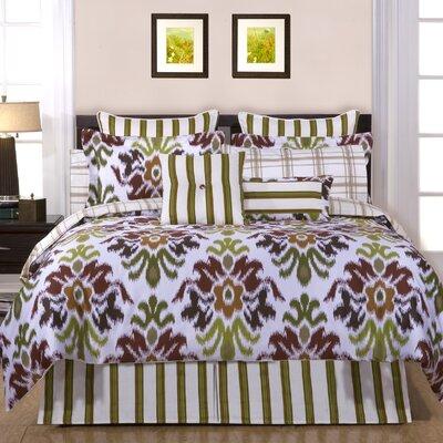Luxury Ensemble 9 Piece Comforter Set by Pointehaven