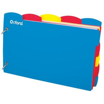 Oxford® Just Flip It Note Card Organizer