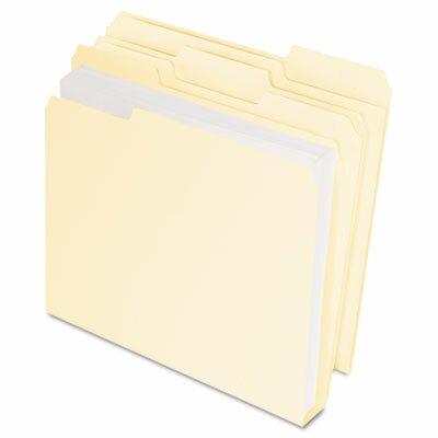 Doublestuff File Folders, Letter, 50/Pack by Pendaflex