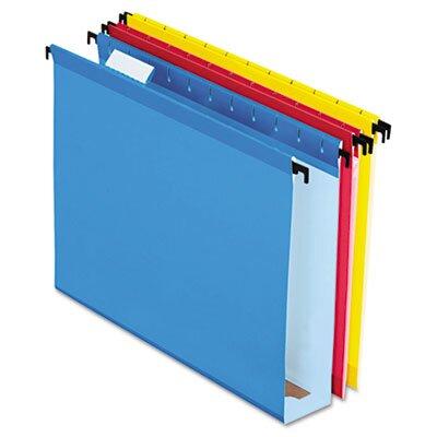 Surehook Hanging File Folders, Letter, Assorted, 20/Box by Pendaflex