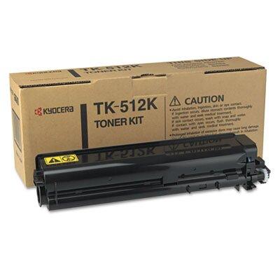 Kyocera Kyocera Tk512K Toner, 8000 Page-Yield