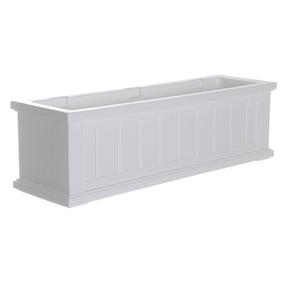Mayne Inc. Cape Cod Rectangular Window Box