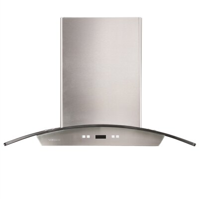 """30"""" 900 CFM Wall Mount Range Hood in Stainless Steel Product Photo"""