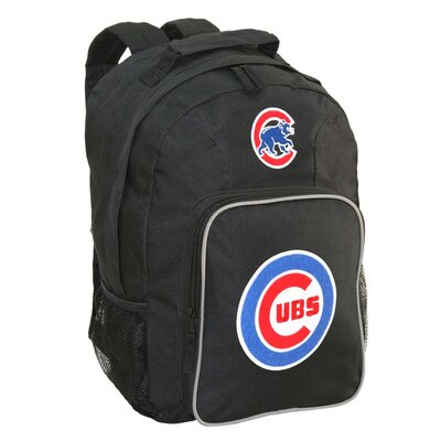 MLB Black Backpack by Concept One