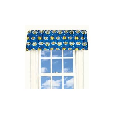 Nickelodeon Spongeb Sea Adventure Valance Product Photo
