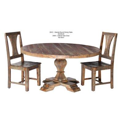 Dakota Dining Table by Aishni Home Furnishings