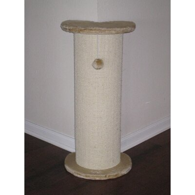 29 Inch Corner Cat Tree Scratcher