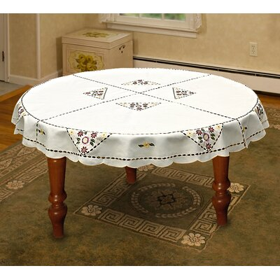 Orchid Tablecloth by Violet Linen