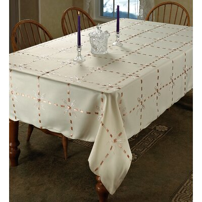 Crown Tablecloth by Violet Linen