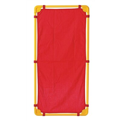 Wesco NA Partition with Fabric Panel with Optional Clips and Feet