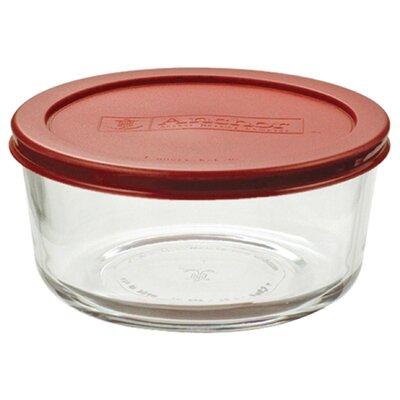 Anchor Hocking 4-Cup Round Kitchen Storage Container