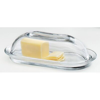 Anchor Hocking Butter Dish