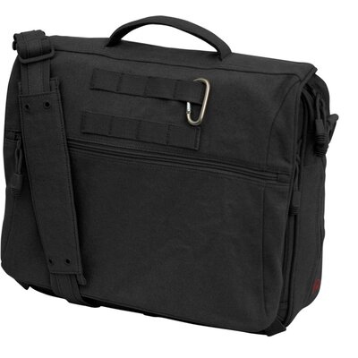Attache Laptop Messenger Bag by Mercury Luggage