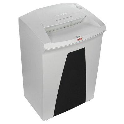 HSM of America,LLC HSM SECURIO B32s Strip-Cut Shredder, 22-24 Sheets, 21.7 Gallon Capacity