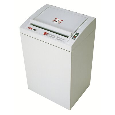 HSM of America,LLC HSM Classic 411.2c Cross-Cut Shredder, 38-40 Sheets, 38.5 Gallon Capacity