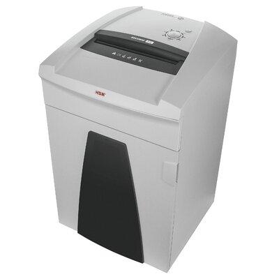HSM of America,LLC HSM SECURIO P36c Cross-Cut Shredder, 29-31 Sheets, 38.3 Gallon Capacity