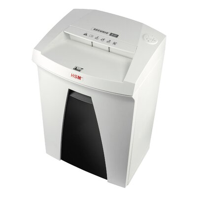 HSM of America,LLC HSM SECURIO B22s Strip-Cut Shredder, 22-24 Sheets, 8.7 Gallon Capacity