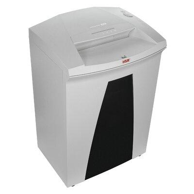 HSM of America,LLC HSM SECURIO B34s Strip-Cut Shredder, 28-30 Sheets, 26.4 Gallon Capacity