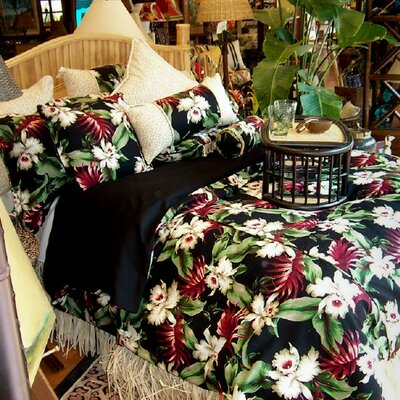 Orchids Duvet Collection by Hanalei