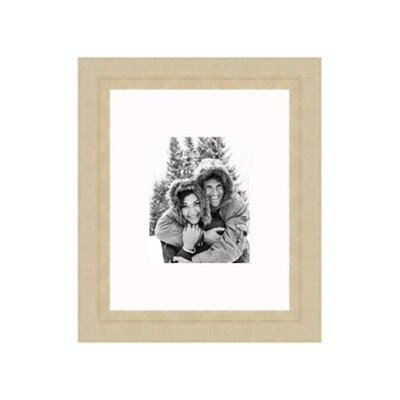 """Frames By Mail 16"""" x 20"""" Champagne Frame in Distressed Gold"""