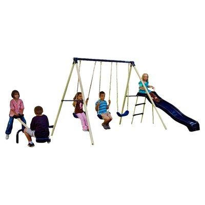 Triple Fun Swing Set Product Photo