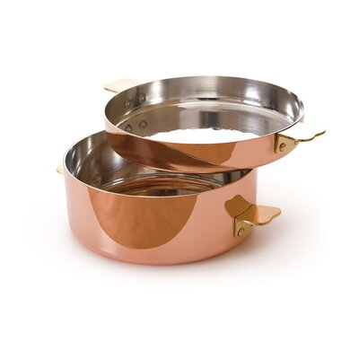 M'Tradition Pomme-Anna 4-qt. Saucepan by Mauviel