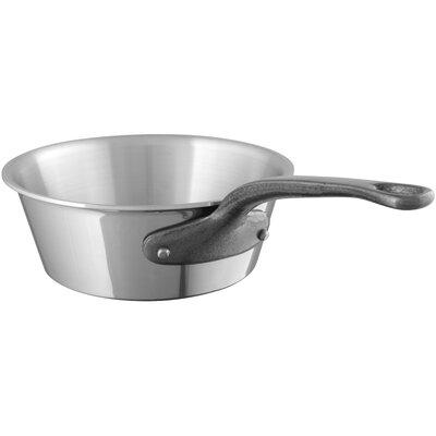 Mauviel M'cook Splayed Saute Pan