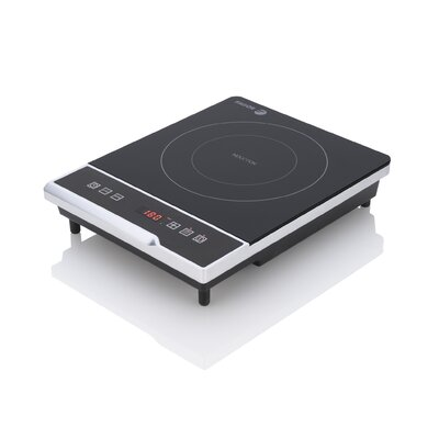 "11.42"" Electric Induction Cooktop with 1 Burner Product Photo"